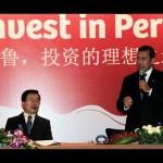 Perú participará en 11 ferias internacionales en China