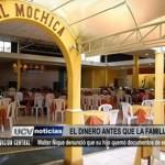 Walter Ñique denunció que su hijo quemó documentos de empresa