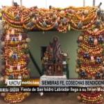 Fiesta de San Isidro Labrador llega a su fin en Moche