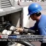 Gas natural en viviendas llegaría en 2015 a Trujillo