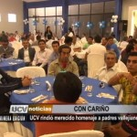 UCV rindió merecido homenaje a padres vallejianos