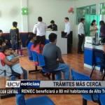 RENIEC beneficiará a 80 mil habitantes de Alto Trujillo