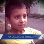 """Informe de Contacto: """"La calle no es lugar para los niños"""""""