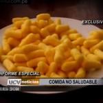 Informe Especial: Comida no saludable
