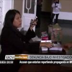 Denuncia de proselitismo en MPT bajo investigación