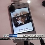 Trujillo ya cuenta con 4G y lo pone al servicio de los usuarios