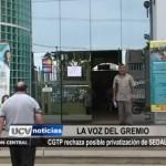 CGTP rechaza posible privatización de SEDALIB