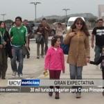 30 mil turistas llegarían para Corso Primaveral