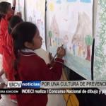 INDECI realiza I Concurso Nacional de Dibujo y Pintura