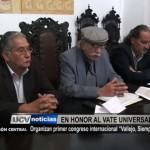 """Organizan primer congreso internacional """"Vallejo, Siempre"""""""