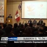 Inició XXV Encuentro Empresarial del Norte