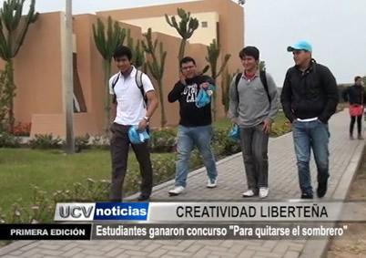 """Estudiantes ganaron concurso """"Para quitarse el sombrero"""" 42a0a770d6a"""