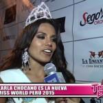 Trujillo se vistió de gala para la elección del Miss World Perú 2015