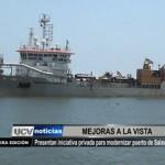 Presentan iniciativa privada para modernizar puerto de Salaverry