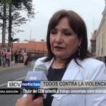 Centro Emergencia Mujer exhorta a todos contra la violencia familiar