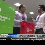 Empresarios cerrarán acuerdos de negocios por 150 mil soles
