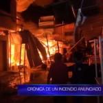 La Hermelinda: Crónica de un incendio anunciado
