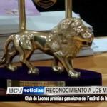 Club de Leones premia a ganadores del Festival de la Primavera