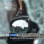 Un muerto y dos heridos dejó ataque de sicarios a un taxi