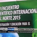 Encuentro Científico Internacional presenta 80 informes
