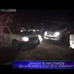 Informe de Contacto: ¿Bandas se infiltraron en Municipalidad de El Porvenir?