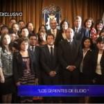 Informe de Contacto: Los gerentes de Elidio