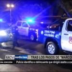 Policía identifica a delincuente que dirigió asalto a casino