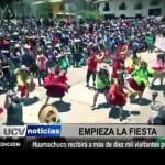 Huamachuco recibirá a más de diez mil visitantes por carnaval
