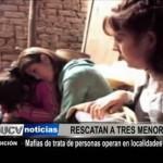 Mafias de trata de personas operan en localidades de la sierra