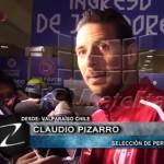 Entrevista a la selección de Perú tras el partido con Venezuela