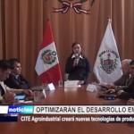CITE Agroindustrial creará nuevas tecnologías de producción y exportación