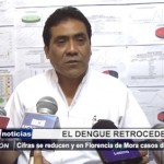 Cifras de dengue se reducen