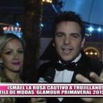 "Ismael La Rosa cautivó a trujillanos en desfile de modas ""Glamour Primaveral 2015"""