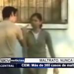 Centro de Emergencia Mujer: Más de 380 casos de maltrato en 2015