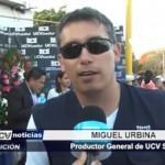 Trujillo: UCV Satelital brilló en la transmisión del gran Corso Primaveral