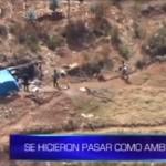 Informe de Contacto: Pseudorronderos explotan minas ilegalmente