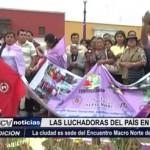 Trujillo: La ciudad es sede del Encuentro Macronorte del FEMUCARINAP
