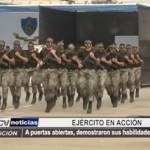 Trujillo: Soldados demostraron sus habilidades y destrezas