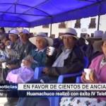 La Libertad: Huamachuco realizó con éxito IV Teletón