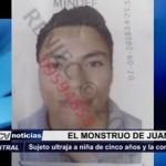Juanjuí: Sujeto ultraja a niña de cinco años y la contagia de VIH