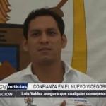 """Luis Valdez: """"Cualquier consejero está capacitado para ser vicegobernador"""""""