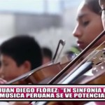 """Juan Diego Flórez: """"En Sinfonía por el Perú la música peruana se ve potenciada"""""""