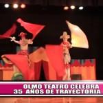 Olmo Teatro celebra 35 años de trayectoria