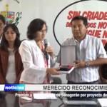 La Libertad: Premian a Red de Salud de Sanagorán por proyecto de desnutrición