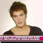 """""""Yo Soy"""": La tragedia que vive el imitador de David Bisbal"""
