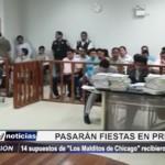 """Trujillo: Prisión preventiva para presuntos miembros de """"Los Malditos de Chicago"""""""