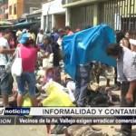 Trujillo: Vecinos exigen erradicar comerciantes avícolas