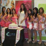 Presentan a las candidatas al Miss Perú Universo España 2016