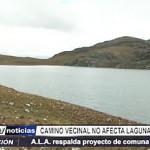 La Libertad: Según especialista proyecto vecinal no afectará laguna La Grande