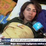 Trujillo: Paciente llegó a hospital por migraña severa y terminó con dedo amputado